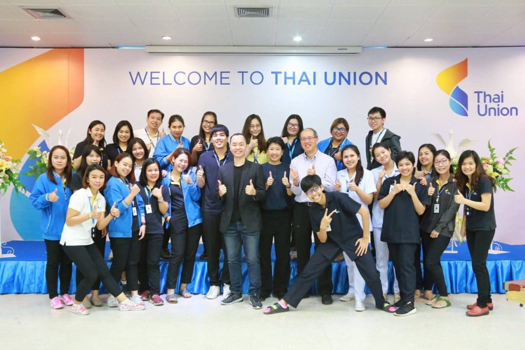 "อบรม Leadership Program 1 ""Personal Effectiveness"" Thai Union Group"