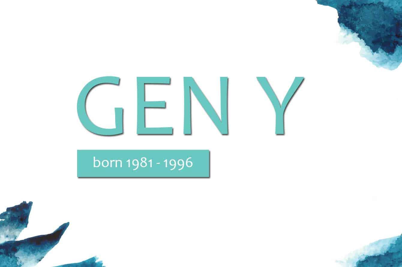 คน gen y